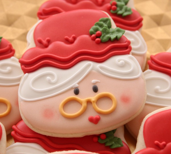 Mrs. Claus Cookie Sweetsugarbelle