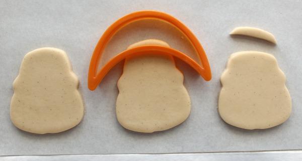 Mrs. Claus Cookies Cutter