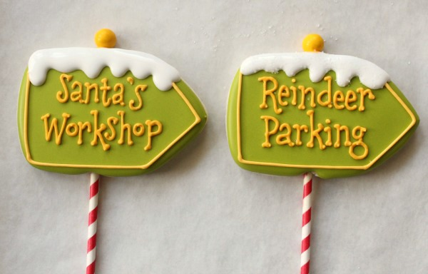 North Pole Cookie Pops 10