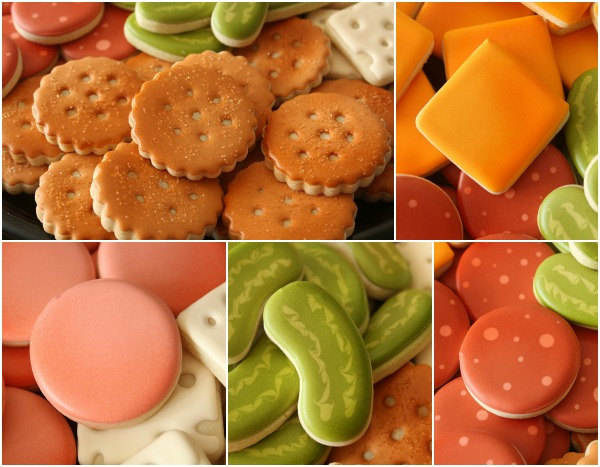 Deli Tray Cookies