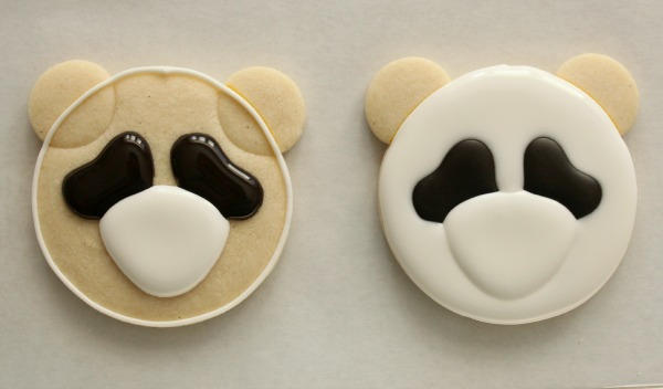 Panda Bear Cookie 2