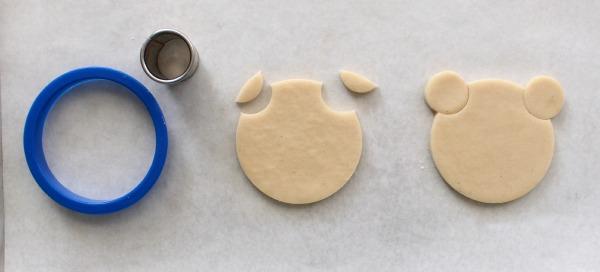 Panda Bear Cookie Cutter