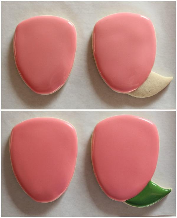 Rose Bud Cookies 2