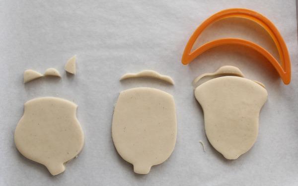 Rose Cookies 1