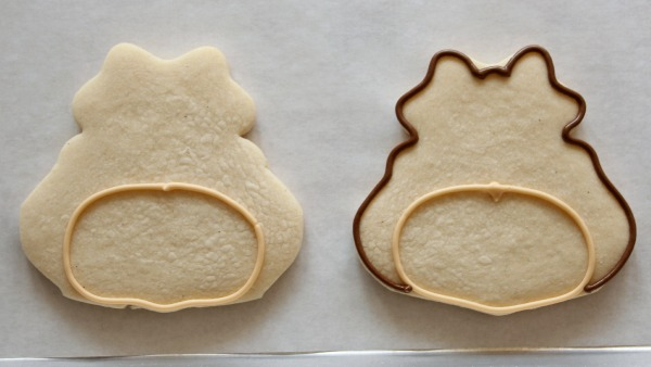 Brown Bear Cookies 1