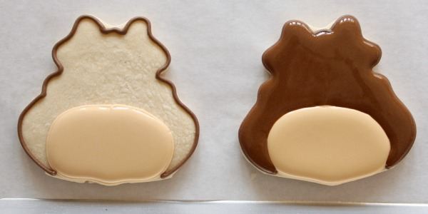 Brown Bear Cookies 2