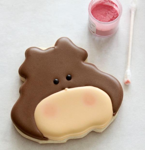 Brown Bear Cookies 4