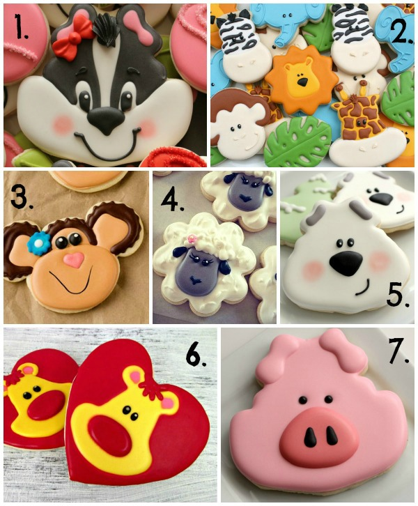 Cute Valentine's Day Cookie Ideas 1