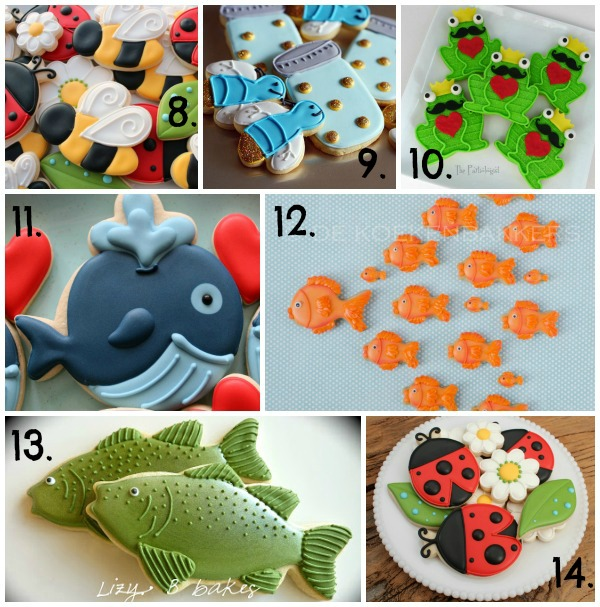 Cute Valentine's Day Cookie Ideas 2