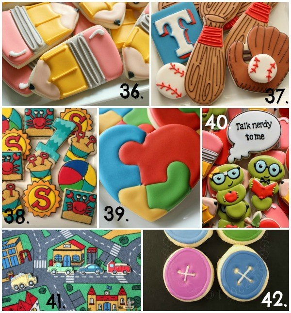 Cute Valentine's Day Cookie Ideas 6