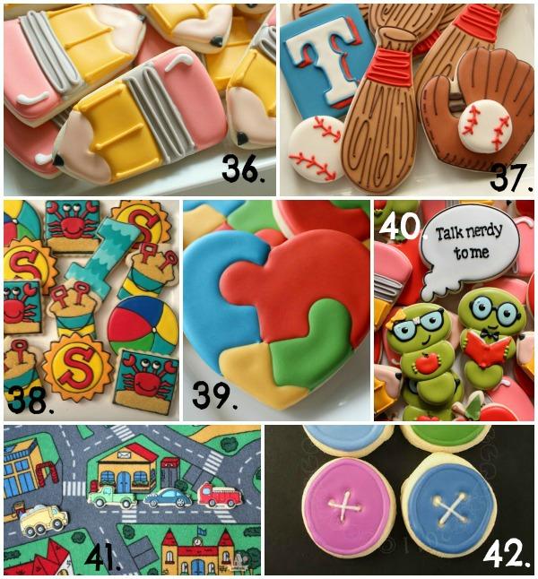 Cute Valentine's Day Cookie Ideas 6