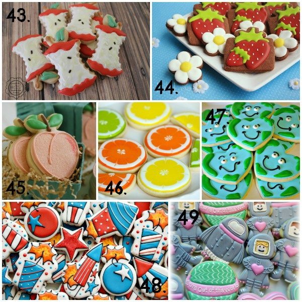 Cute Valentine's Day Cookie Ideas 7