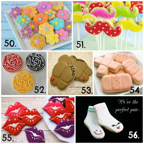 Cute Valentine's Day Cookie Ideas 8