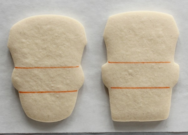Decorated Latte Cookies 1
