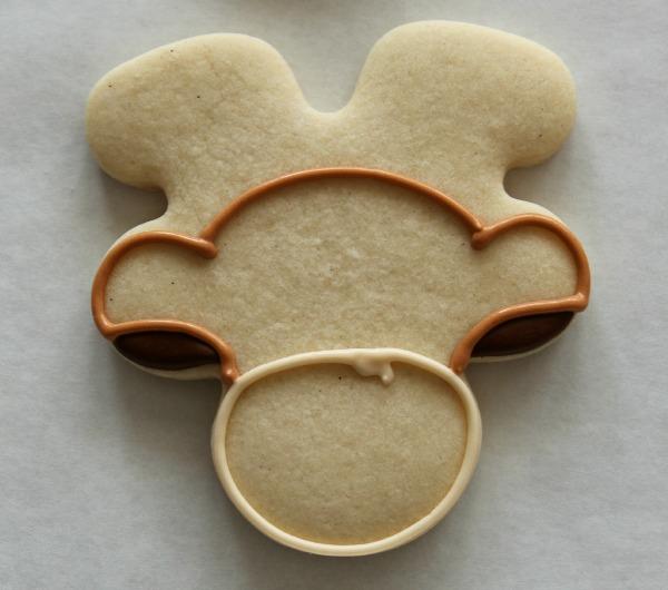 How to Make Moose Cookies 2