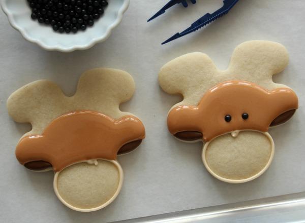 How to Make Moose Cookies 3