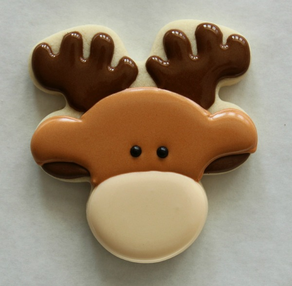 How to Make Moose Cookies 4