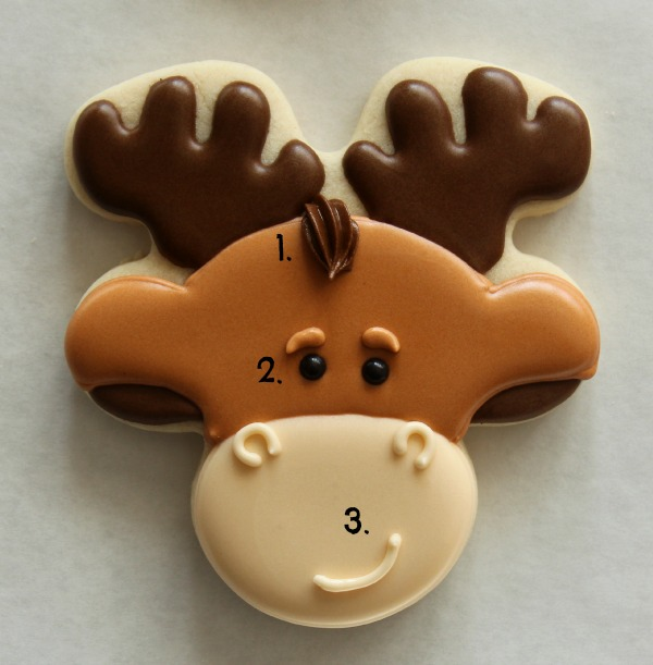 How to Make Moose Cookies 5