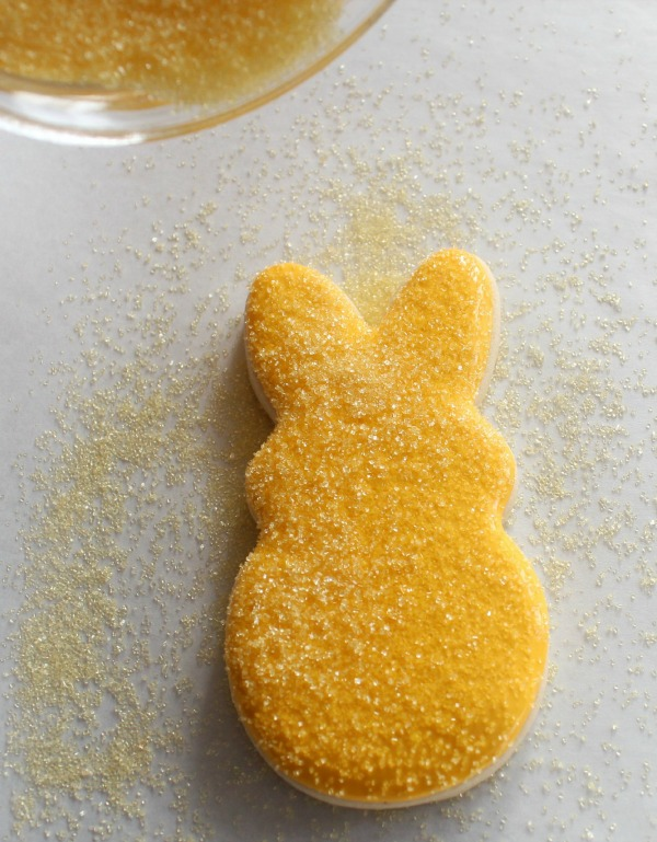How to Make Peeps Cookies 2