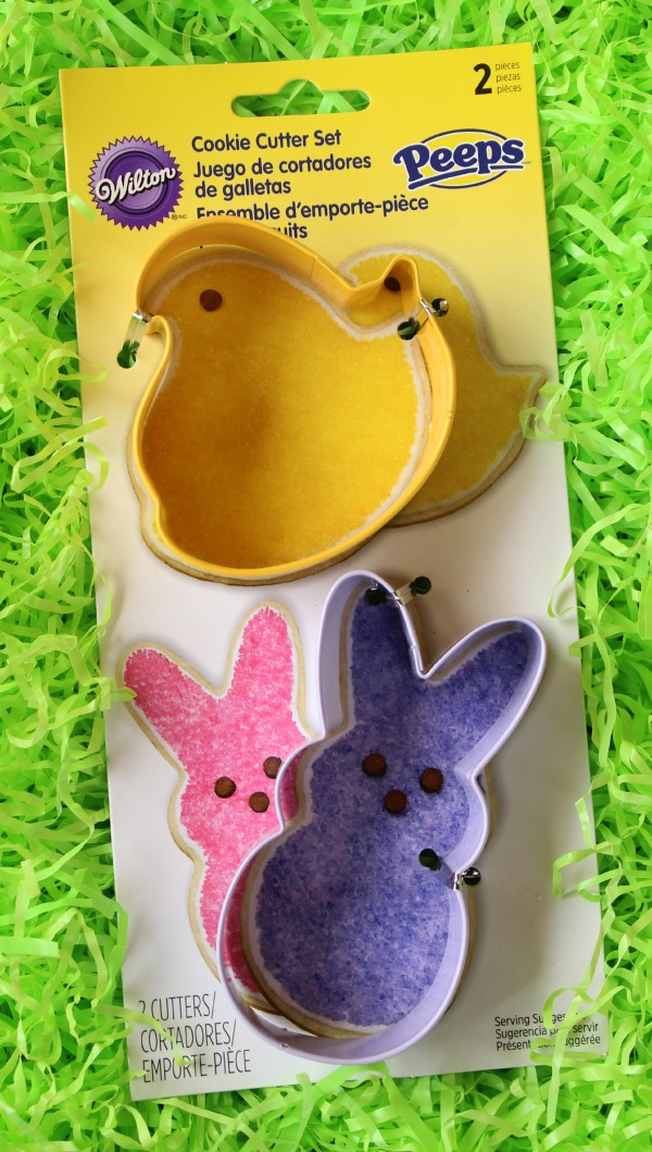Peeps Cookie Cutters