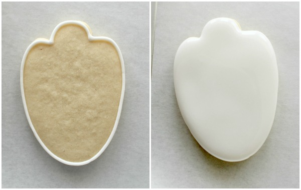 Bunny Track Cookie Tutorial