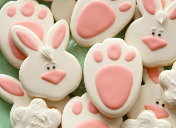 Bunny Track Cookies