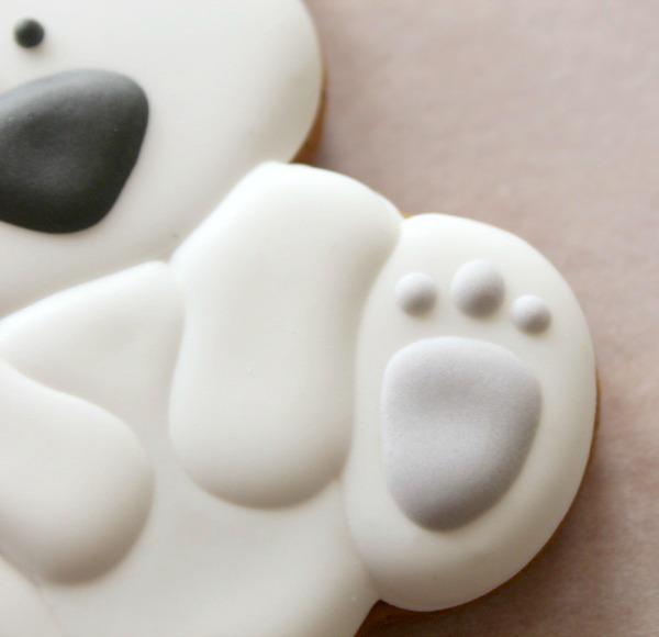 Rabbit Foot Cookie