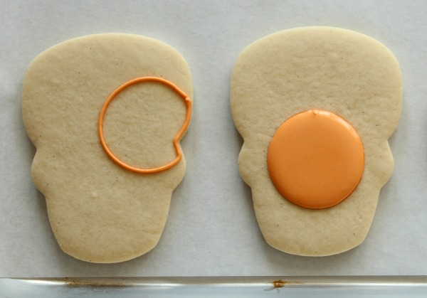 Basketball Goal Cookies 2