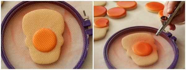 Basketball Goal Cookies 3