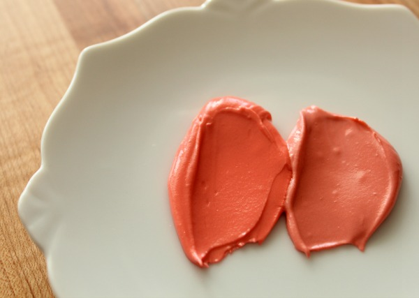 How to Make Coral Icing