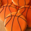 Perfect Basketball Cookies