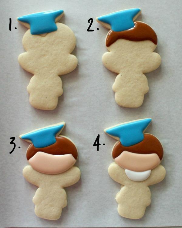 Graduate Cookies 1