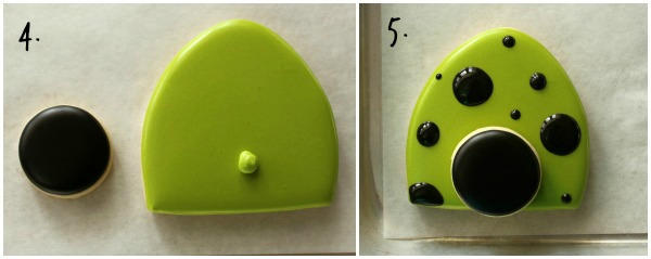 Ladybug Cookies Sweetsugarbelle