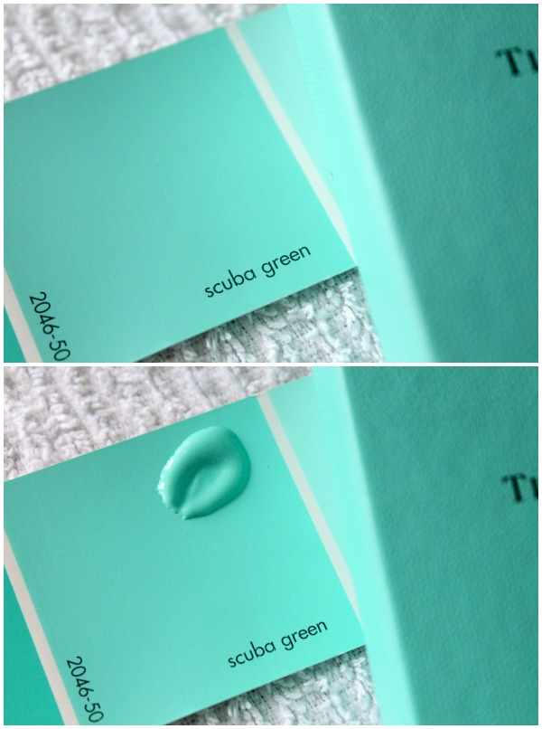 How to Make Tiffany Blue Icing - The Sweet Adventures of ...