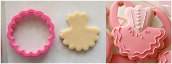Inexpensive Tutu Cookie Cutter