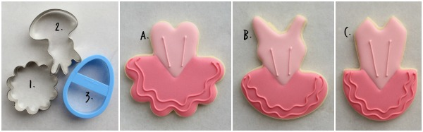 Tutu Cookie Ideas