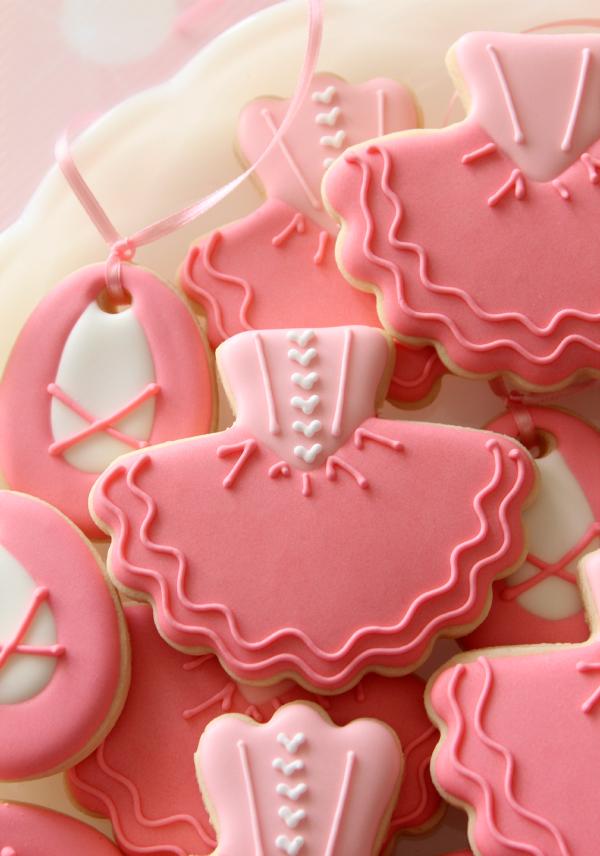 Tutu Cookies