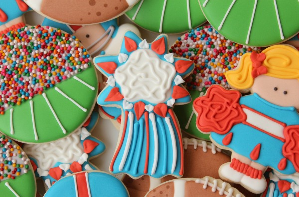 Homecoming Cookie Ideas