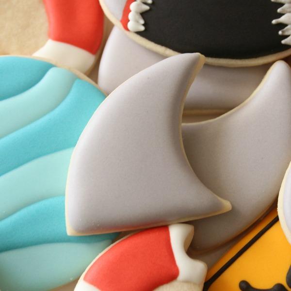 Shark Fin Cookie