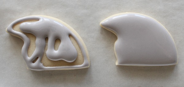 Shark Fin Cookies