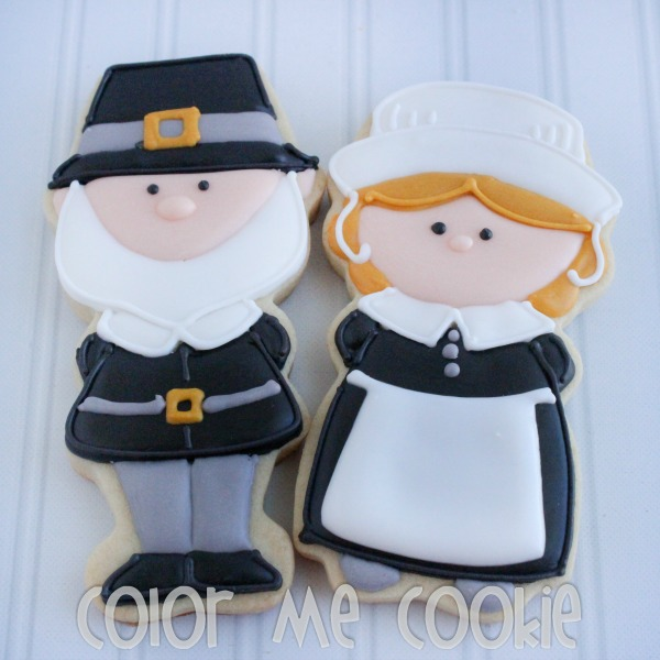 Pilgrim Cookie 8