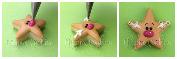 Chapix Cookie Wreath Step 7