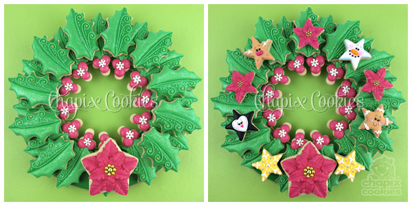 Christmas-Cookie-Wreath-by-Chapix-Cookies