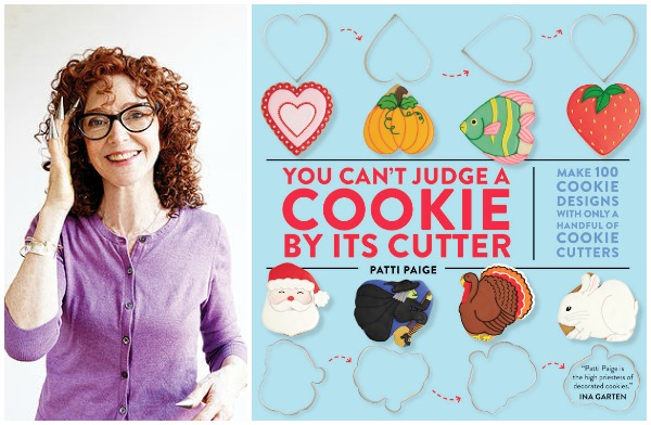 Patti Paige Baked Ideas You Can't Judge a Cookie