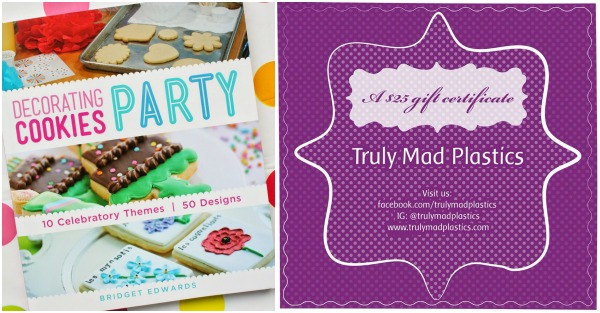 Truly Mad Plastics Bake at 350 Giveaway