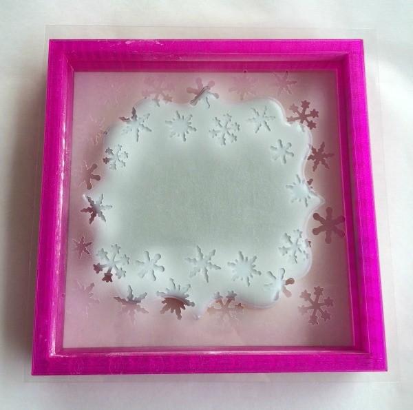 SB  - White Snowflakes