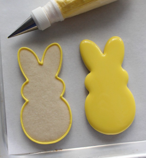 How to Make Peeps Cookies 1