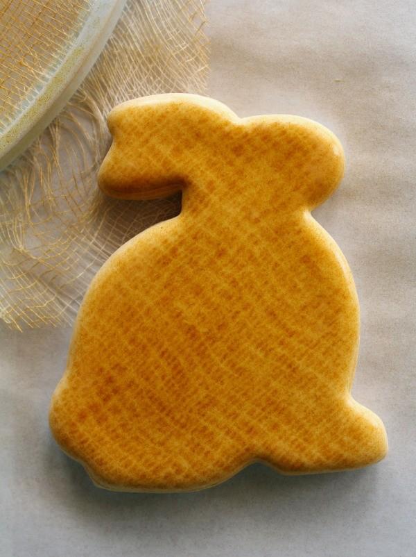 IMG_0272Burlap Easter Bunny Cookies