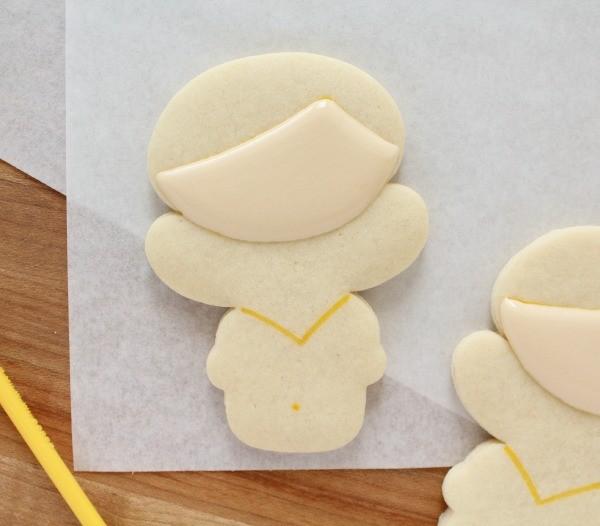 How to make mermaid cookies via Sweetsugarbelle