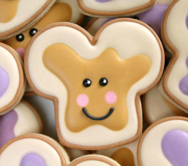 Peanut Butter Toast Cookie via Sweetsugarbelle.com